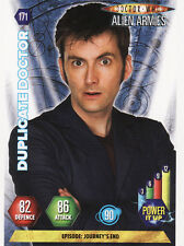 Doctor Who Alien Armies Trading Cards Pick From List 152 To 180