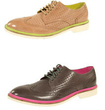 Cole Haan Air Franklin Leather Perfed Oxfords Shoes New $268