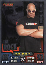 Slam Attax Rumble Trading Cards Pick From List Champion & Signature Move