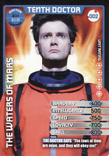 Doctor Who Monster Invasion Common Trading Cards Pick From List 002 To 044