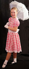 Country-Easter Parade-Oklahoma PINK & WHITE CHECK DRESS Dance/Fancy Dress