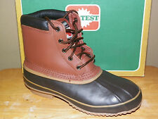 NIB Womens Florsheim Steel Toe Insulated Duck Boots Szs 6-10 Waterproof & Lined