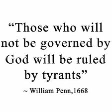 Anti Obama NOT RULED BY GOD RULED BY TYRANTS  Conservative Political T Shirt