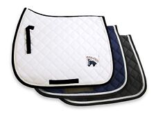 GEE TAC HORSE RUGS NEW PRO COTTON  COMFORT NUMNAH CLOTH SADDLE PAD ALL SIZES