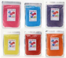 CLASSIKOOL CANDY FLOSS SUGAR READY 2 USE IN YOUR MACHINE BEST FLAVOURS & COLOURS