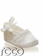 Baby Girls Cream Shoes, Christening Shoes, Baby Shoes, Kids Shoes, Girls Shoes
