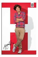 One Direction Harry Solo Large Maxi Wall Poster New - Laminated Available