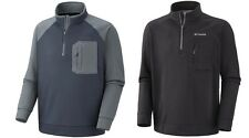 COLUMBIA Liquid Rock Zip Neck Fleece Jacket
