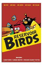 Angry Birds Reservoir Birds Large Maxi Wall Poster New - Laminated Available