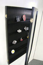 Belt Buckle Display Case Cabinet, for Motorcycle Buckl
