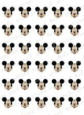 NAIL DECALS *CHOOSE MICKEY MOUSE MINNE MOUSE OR DISNEY ASST * WATER SLIDE DECALS