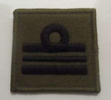 Lieutenant Commander Helmet Patch, With or Without Velcro, Military, Navy, Lt