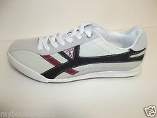 GUESS MENS GW BRISCO MENS WHITE MULTI  LACE UP LEATHER SHOES 10.5 NEW NWT