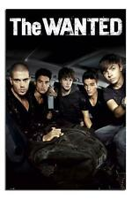 The Wanted Cover Large Maxi Wall Poster New - Laminated Available
