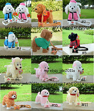 Electric plush dog toys electric dog singing twisted ass Walk the dog (1-5 years