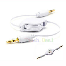 CAR 3.5mm JACK AUX AUXILIARY CABLE STEREO ADAPTER for Nokia Lumia Phones