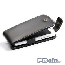 Leather Case for Acer Liquid E2 Duo V370 (TOP Type W/Clip) by PDair