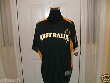 Brand New with Tags 2013 Australia World Baseball Classic Authentic MLB Jersey