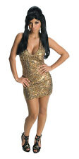 Snooki Jersey Shore Nicole Polizzi Leopard Dress Up Halloween Adult Costume