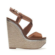 ZARA WEDGE ESPADRILLE (US10 / EUR41 / UK8) Ref. 3528/201