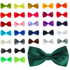 NEW MENS UNIQUE TUXEDO BOWTIE BOW TIE NECKTIE UK
