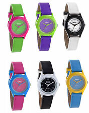 Breo Aires Design Multi-coloured Wrist Watch. Choice of Designs.