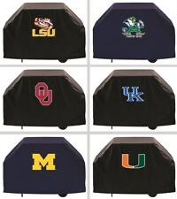 """Choose Your NCAA K-O Team 60"""" or 72"""" Heavy Duty Vinyl Barbecue BBQ Grill Cover"""