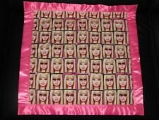 BARBIE Personalized Cotton & Fleece Blanket Custom made Memory Blankets