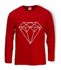 DIAMOND Long Sleeve T-Shirt Disobey OF WG Illest OWL supply youth YOLO swag