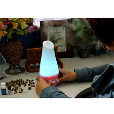 Aroma Ultrasonic Humidifier ULTRASONIC Aromatherapy Diffuser Auto-changing Mode