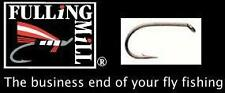 FULLING MILL SHORT SHANK SPECIAL HOOKS - ALL SIZES - fly tying - SALE!! FREE P+P