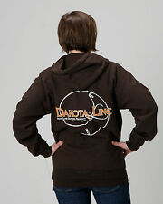 Dakotaline Hooded Sweatshirt, Traps, trapping snares