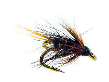3x or 6x  KATE McLAREN   (WFD52)  WEE DOUBLE Trout, Sea Trout & Salmon Flies