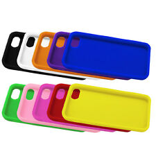 Silicone / TPU Rubber Skin Cover Case for Apple iPhone 5S / iPhone 5