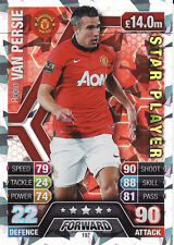 Match Attax 13/14 Star Player & Star Signing Cards Pick Your Own From List