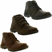 Caterpillar Boots Genuine Transform Mens Leather Boots Sizes UK 7 - 12