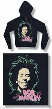 New Authentic Bob Marley Sweet Juniors Hoodie
