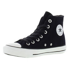 New Converse Trainers All Star CT Suede Hi Womens Ladies Shoes Size UK 4-8