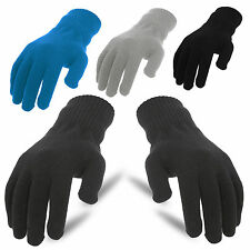 Urban Classics Gloves Knitted Glove Mens Ladies Knit Winter Wool Outdoor