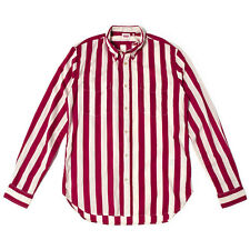 Levi's Vintage Clothing 1960s Long Sleeve Shirt Stripes RRP £140