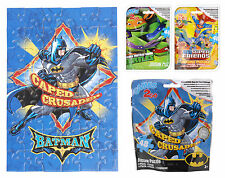 Top Quality 48 Piece Jigsaw Puzzle Small Jigsaw Turtles, Batman or Super Heroes