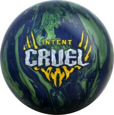 Motiv Cruel Intent Bowling Ball NIB 1st Quality ***STRONG BACKEND***