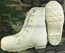 USGI Military Cold Weather MICKEY MOUSE BUNNY BOOTS -30° WHITE Sizes 3-14 EXC