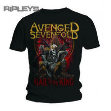 Official TShirt AVENGED SEVENFOLD Hail to the King NEW DAY RISES All Sizes