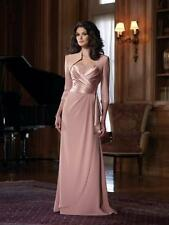 Mother of the Bride Dress Wedding Jacket Party Evening Dress Prom Gown M002