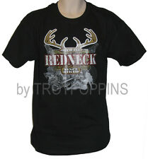 REDNECK LIFE OFFICIAL HOT GIRLS DEER HUNTING GEAR GRAPHIC PRINTED T-SHIRT TEE