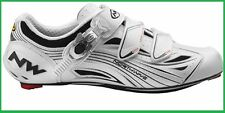 "Northwave road bike-boots "" Typhoon Evo SBS "" white"
