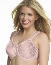 Bali Bra Satin Minimizer Under Wire Our Best Seller Sexy Intimate Style 3562