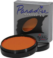 Paradise AQ Single Refill 0.25 oz Mehron Theatrical Costume Face Makeup 9 COLORS