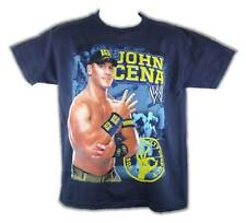 John Cena Way of Life Kids Navy Blue WWE T-shirt Boys